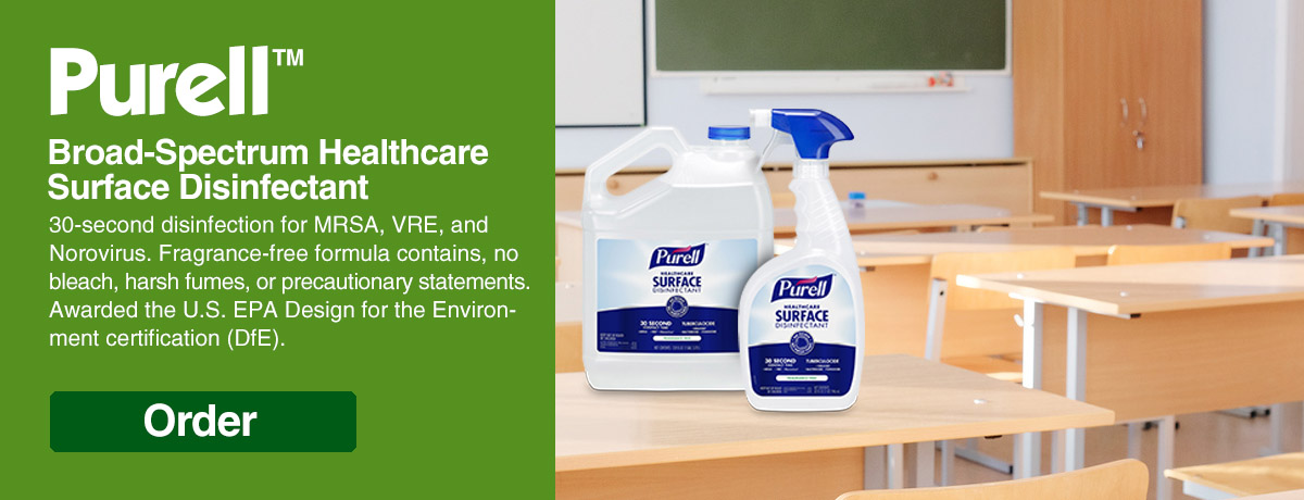 Purell Healthcare Surface Disinfectant Cleaner