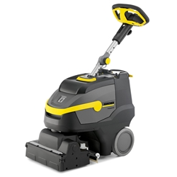 "Karcher Walk-Behind 14"" Compact Floor Scrubber BR 35/12 Bp"